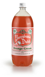 Orange Cream Soda, 2 Liter Bottle (Case of 8)