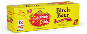 Birch Beer 12oz Cans (Case of 24)